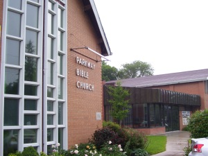 Iglesia Bautista Betel meets at Parkway Bible Church