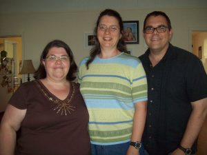 Time with Phil's sister - a real blessing!
