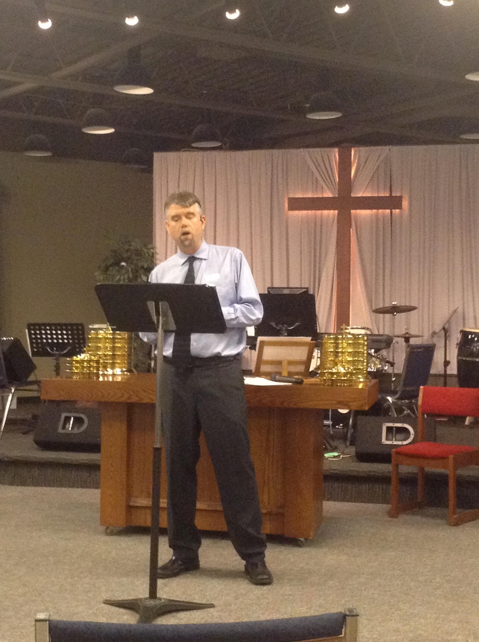 Pastor Alex