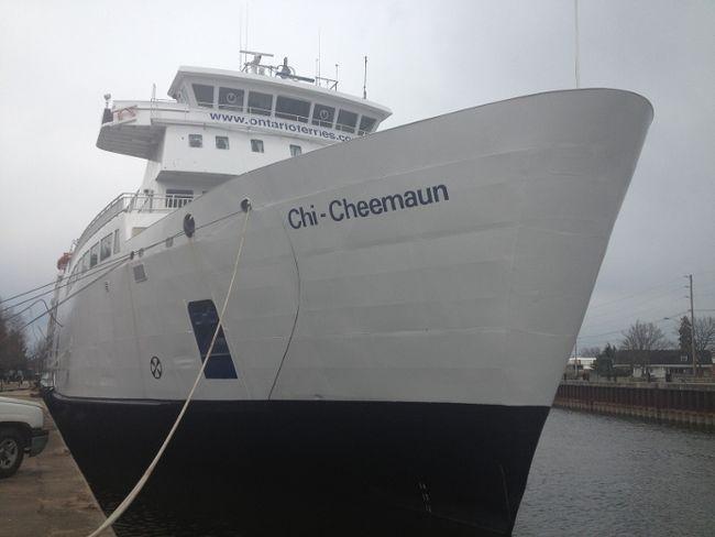 MS Chi-Cheemaun