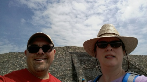 Atop the Pyramids