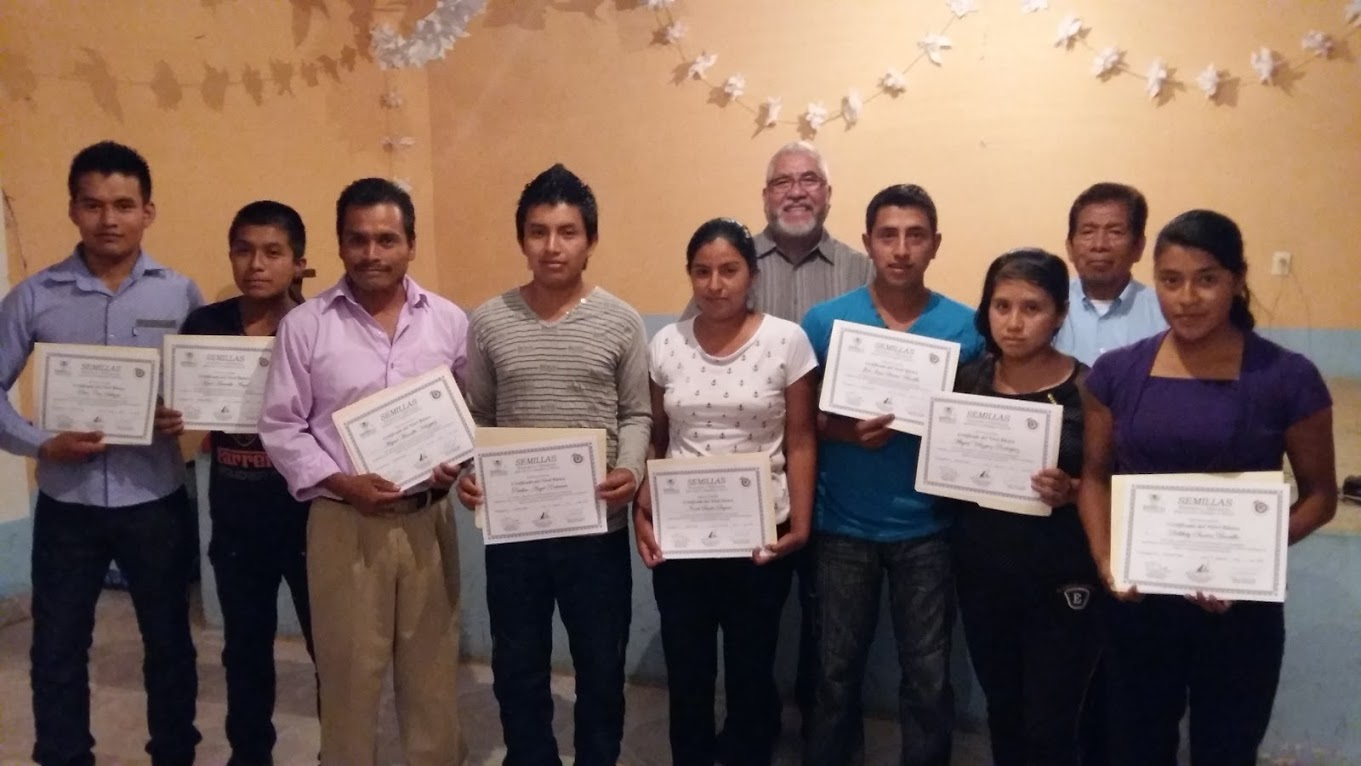 Graduating students from Books 1 & 2 - Congratulations!