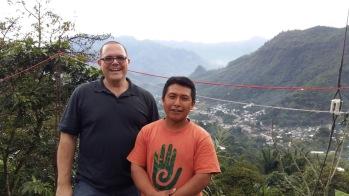 Phil & Pastor Burnabay