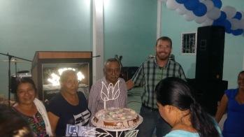 Pastor Tereso's birthday party