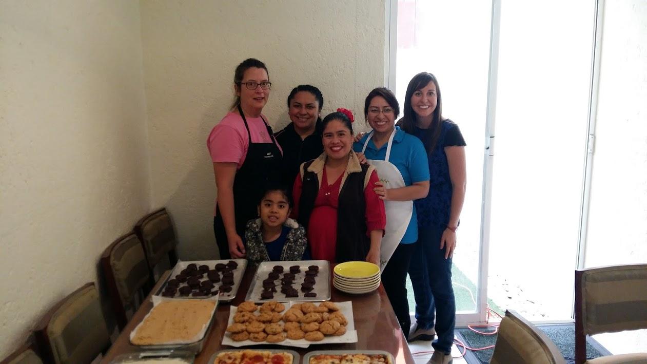 Baking Day Graduates!