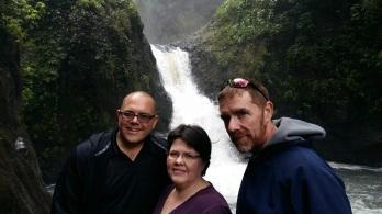 Water Falls near Chignahuampan