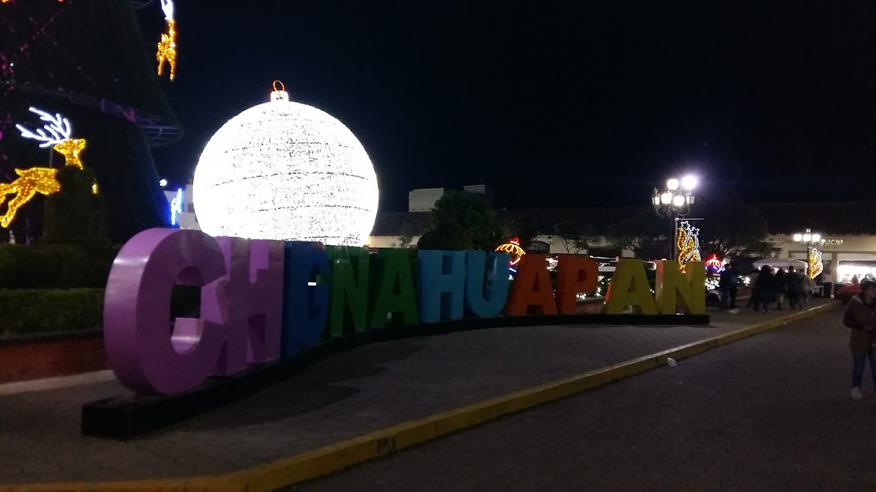 Christmas in Chignahuapan