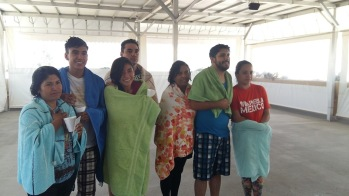 Christmas Sunday Baptisms at the church we attend here in Puebla. Very exciting!
