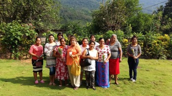 Pastor's wives from Pastor's Retreat