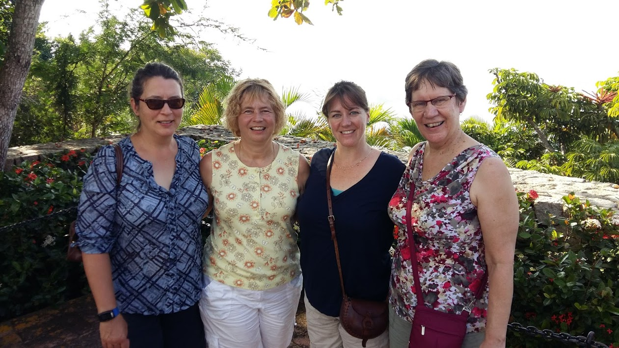 Ladies from our Missionary Team
