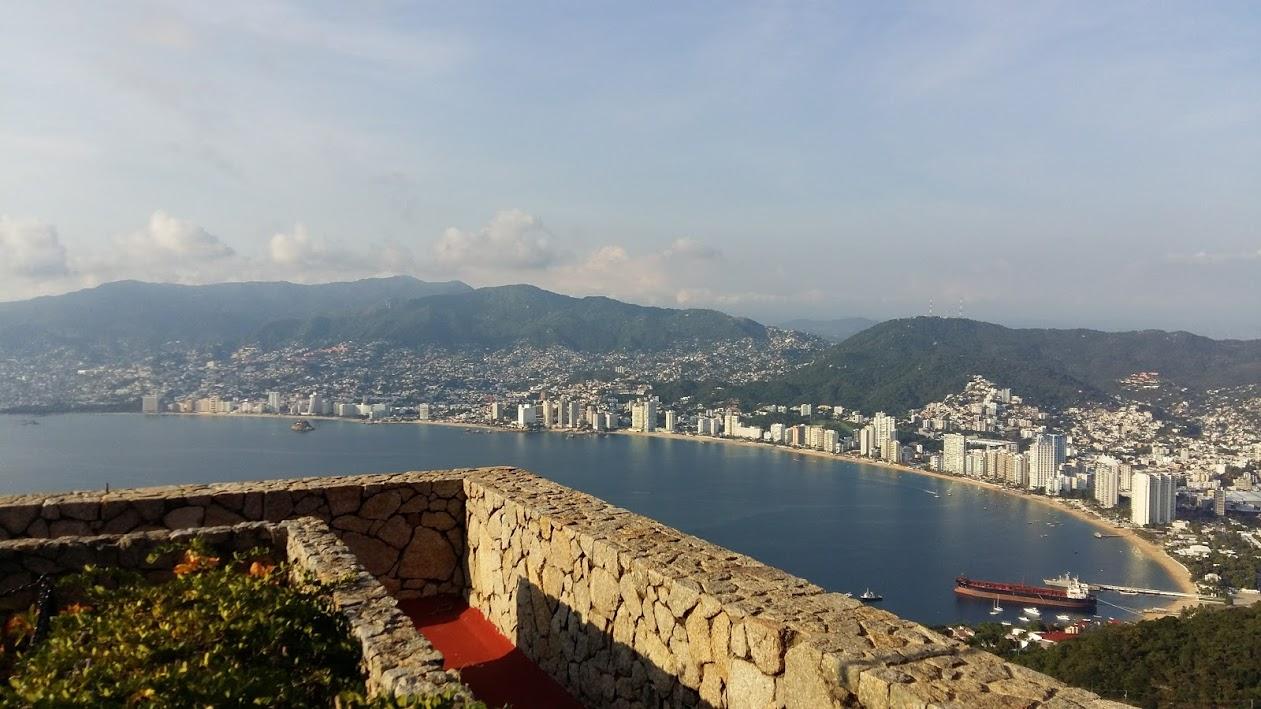 Vista of Acapulco Bay
