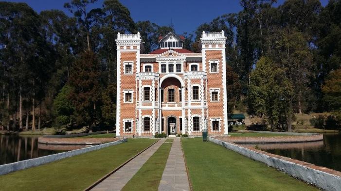 Ex Hacienda Chautla - near Puebla!