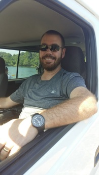 Dan - Team Leader and chauffer