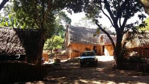 Pastor Juanito's home in Las Margaritas