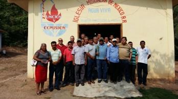 Pastors from Retreat