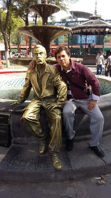 Isidro with Tin Tan