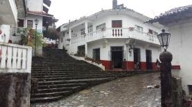 Cuetzalan town centre