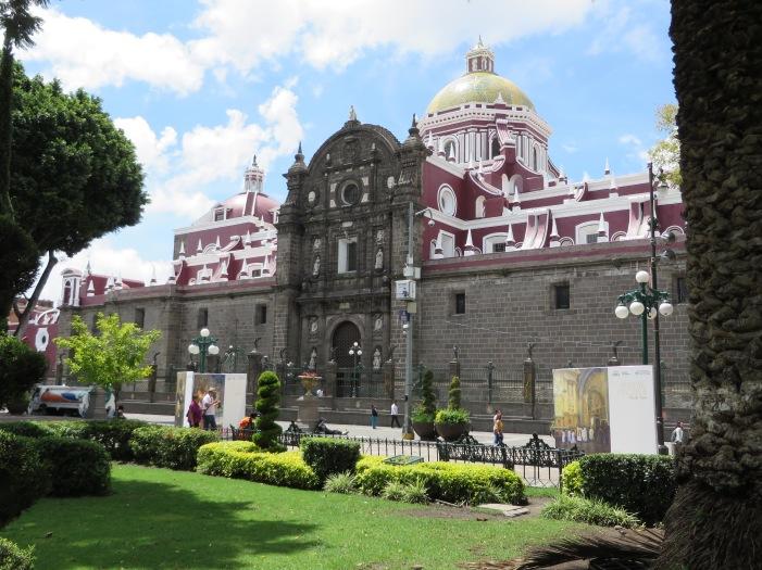 Cathedral of Puebla