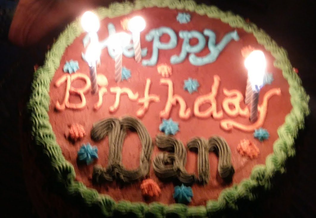 Happy Birthday Dan!