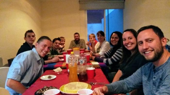 Our Thanksgiving / Birthday Celebration