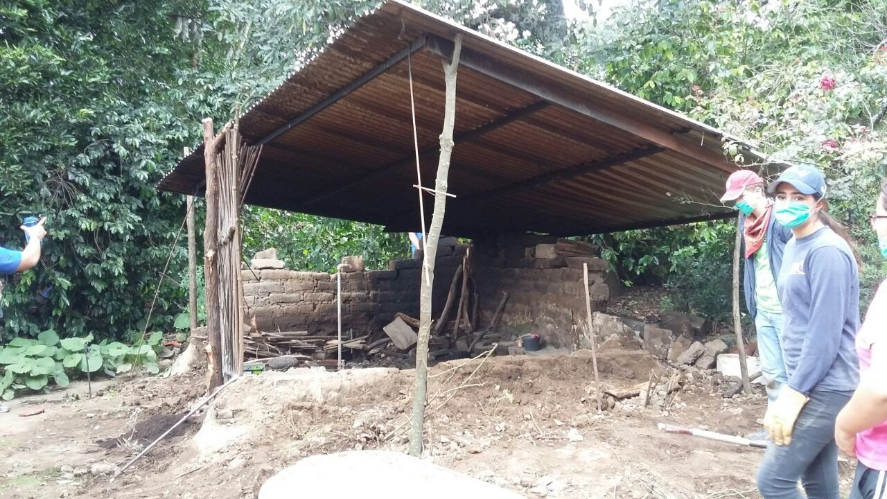 Rebuilding the Kitchen