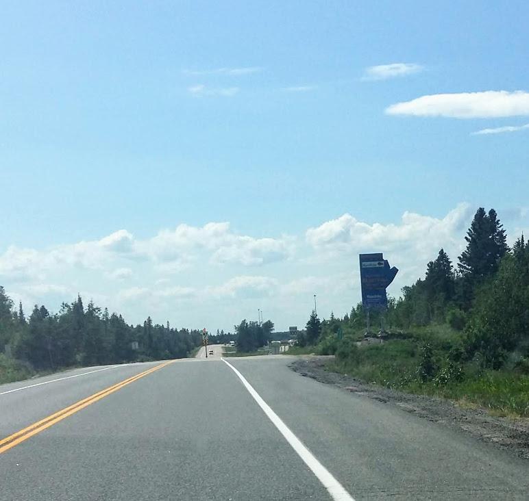 Manitoba sign - finally!