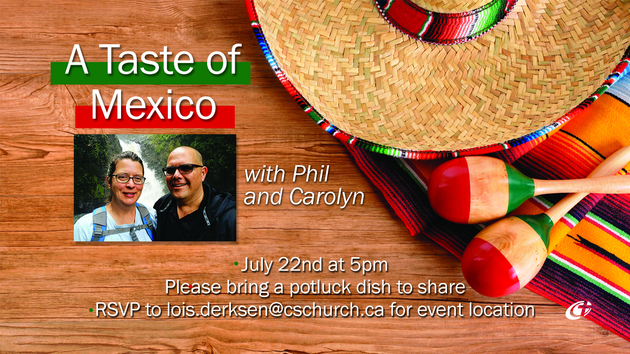 05548-A Taste of Mexico-PPT