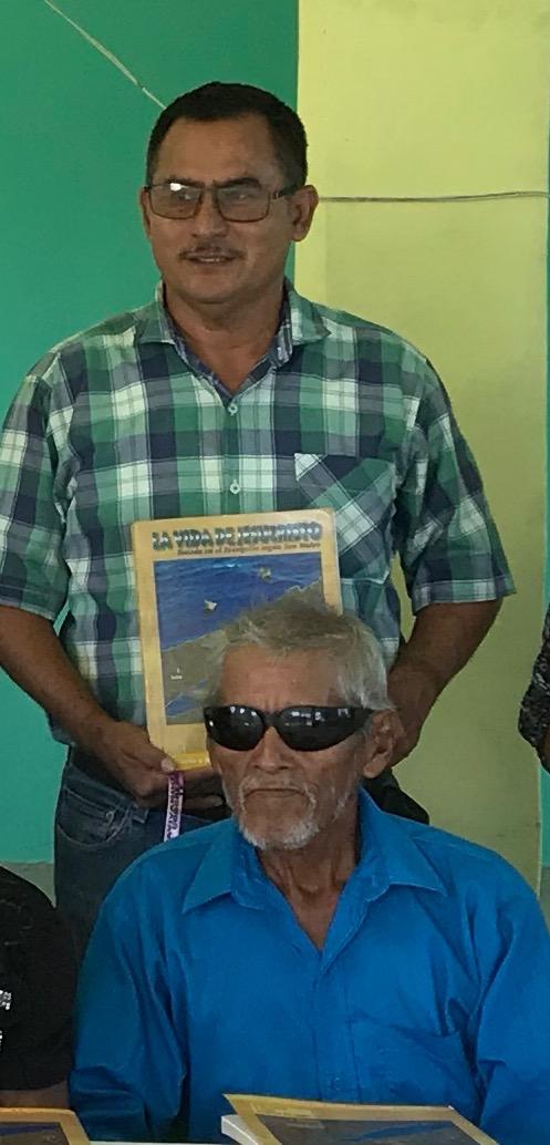 Pastor Jaime & Blind Student